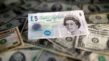 Dollar Slips, Sterling Wallows at 1-Year Lows