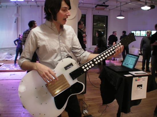 Highlights from NYU's ITP winter show 2009