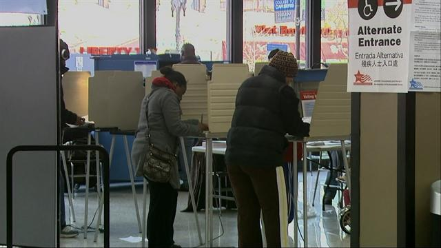 Voting confusion in Chicago