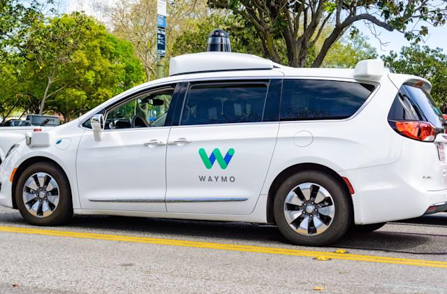 Waymo will test its self-driving taxis on employees in California
