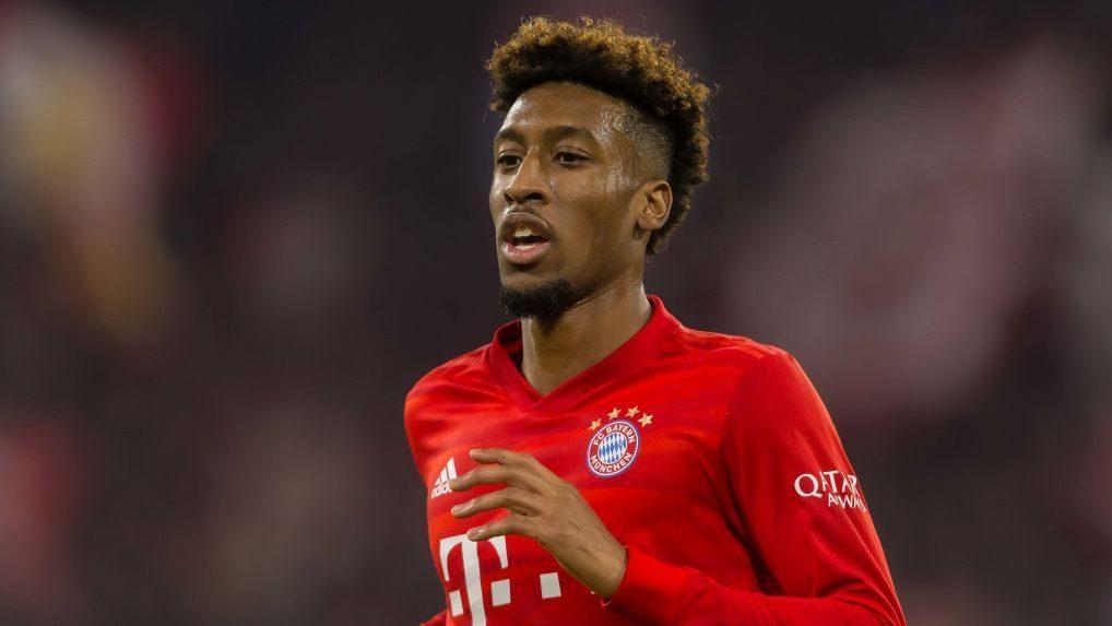 Report: Man City considering Kingsley Coman as Leroy Sane replacement