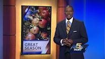 Apple harvest bountiful after last year's meager output