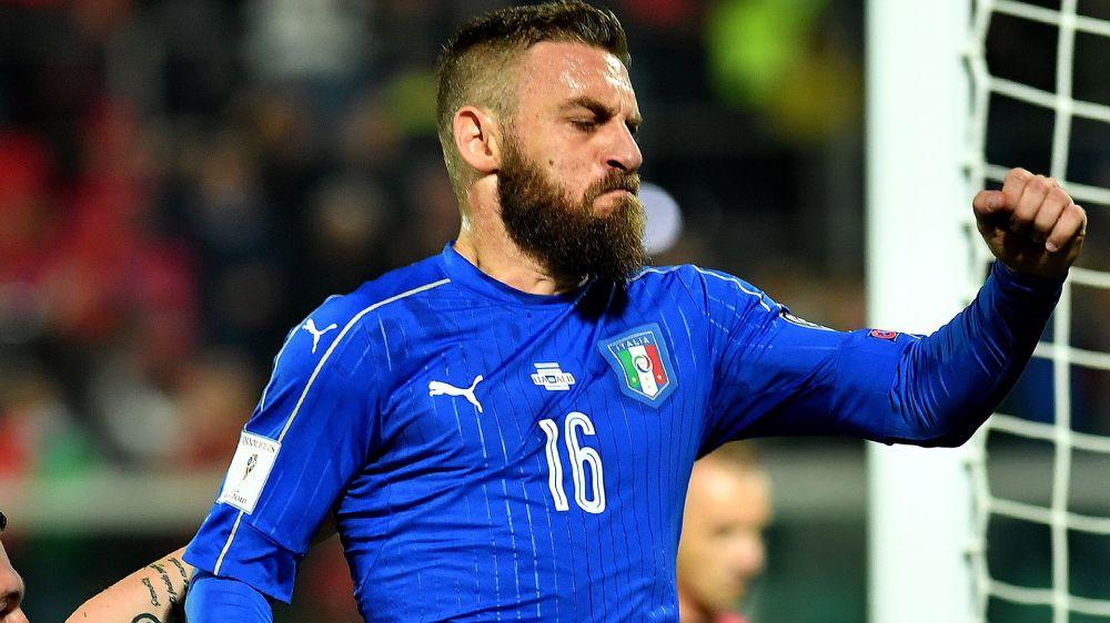 Italie, De Rossi va rejoindre un cercle fermé
