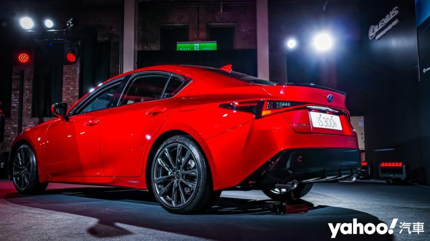 平均降幅1至4萬!2021 Lexus IS小改款超殺上市! - 6