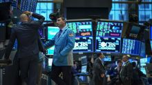 US STOCKS-Wall Street rallies on hopes of global economic stimulus