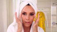 Victoria Beckham humillada por su 'falso' tutorial de maquillaje