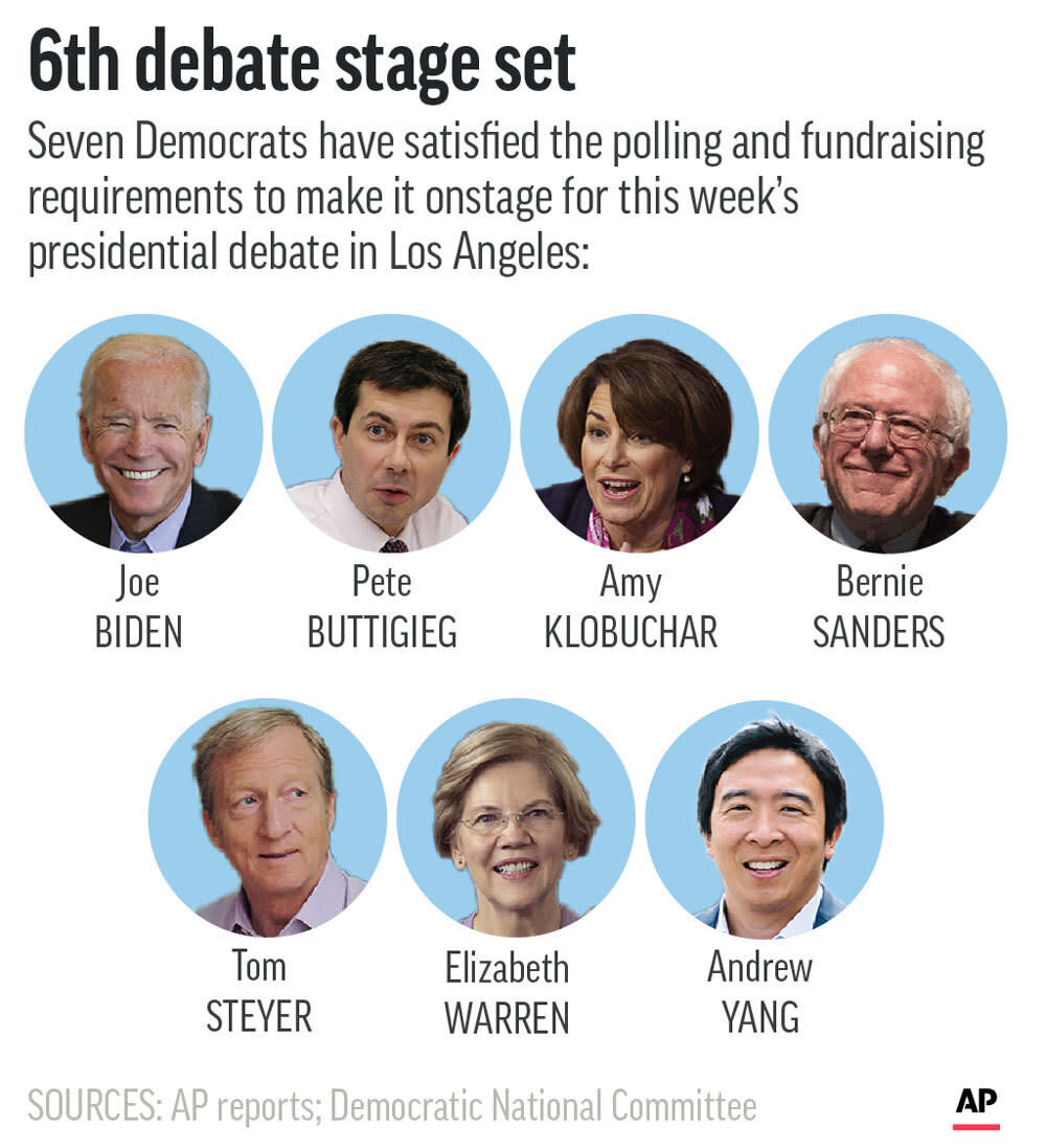 Democratic debate to go on as planned after labor dispute tentatively resolved