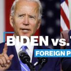 Trump vs. Biden on the issues: Foreign policy