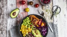 Dieta vegetariana quase dobrou em seis anos