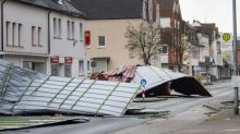 Eight dead as huge storms batter Europe
