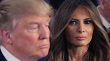 People feel sorry for Melania Trump on Valentine's Day after Stormy Daniels news