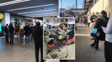 Aldi shoppers storm stores for annual super sale