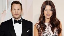 Chris Pratt brings girlfriend Katherine Schwarzenegger to spend the weekend with his family in Napa