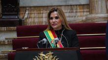 La renuncia de Áñez a la candidatura se ve como un gesto o una derrota en Bolivia