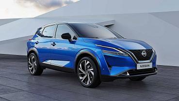 X-Trail跨界版亮相!NISSAN 2021年式全新3代Qashqai跨界跑旅線上發表