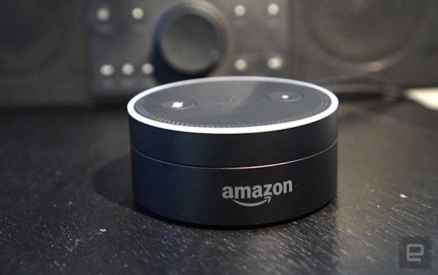 Amazon reportedly plans to add multiroom audio to Echo speakers
