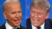 Zweites TV-Duell zwischen Trump und Biden nur virtuell