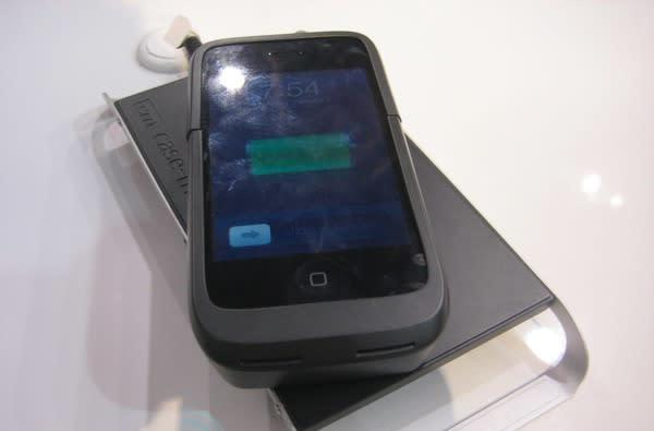 Case-Mate at CES 2010: it's (mostly) about power