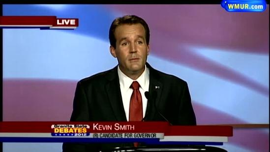 Granite State Debates: Republican candidates for governor deliver closing remarks