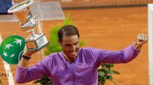 Rafael Nadal wins Italian Open title again after beating Novak Djokovic