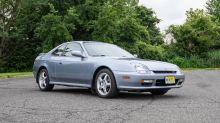 This pristine 1999 Honda Prelude Type SH should be like stepping back in time