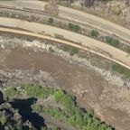 Mudslides in Colorado trap motorists on highway