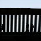 Biden officials visited U.S.-Mexico border Saturday amid migrant influx