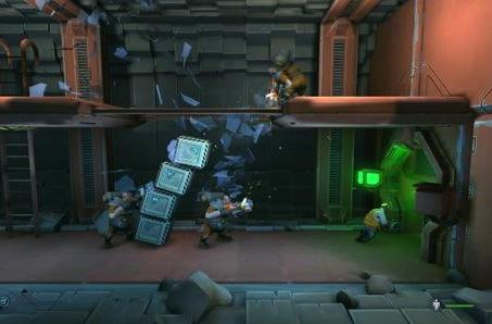 Rochard packs up its crates, moves to PC on November 15