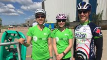 Ride Don't Hide: Cyclists ride to erase mental health stigma