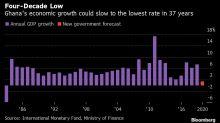 Ghana Cuts GDP Growth Forecast to 37-Year Low on Coronavirus