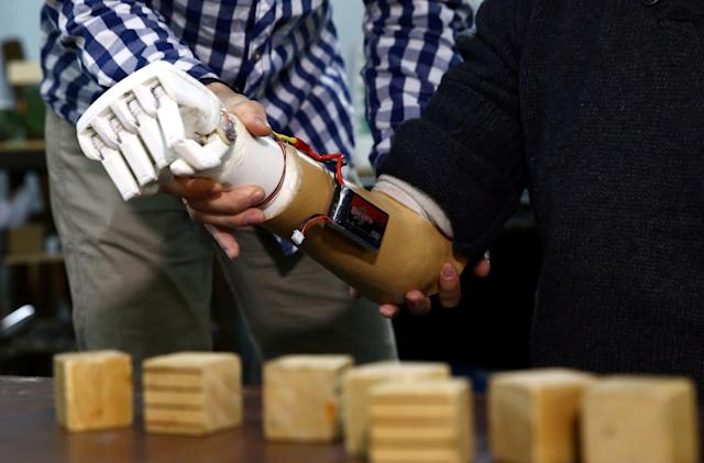 DARPA has laid the groundwork for thought-powered prosthetics