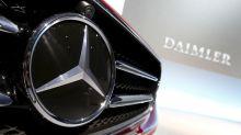 Mercedes to restart Alabama SUV plant next week after parts shortage