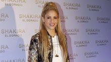 ¡Shakira se convierte en pelirroja!