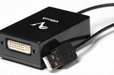 ViBook looses DisplayLink USB-to-DVI adapter with support for six-screen spanning