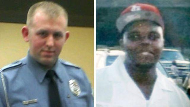Alledged recording of the Michael Brown shooting surfaces