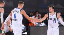 Mavericks won't play Doncic, Porzingis vs. Jazz