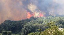 Haute-Corse : incendies incontrôlables en Balagne