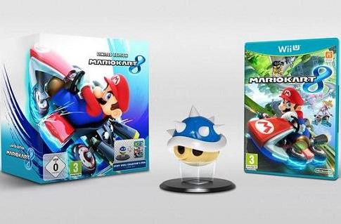 Mario Kart 8 getting a spiky blue limited edition in Europe