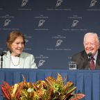 Jimmy Carter on running for president: 'I hope there's an age limit'