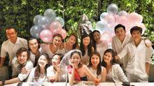 Model-actress Sheila Sim enjoys bachelorette party with celebrity friends
