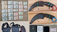 Youth awaiting sentence cut e-tag, robbed moneylender of $48,000