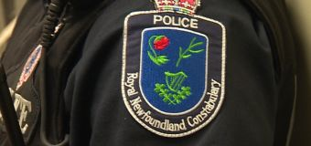 Suspect at large, 1 other arrested after armed robbery at St. John's pub