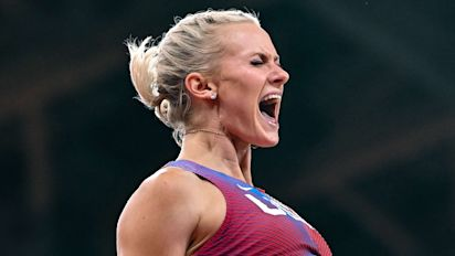 U.S. pole vaulter took wild path to gold medal