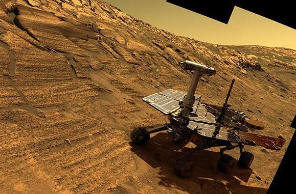 Opportunity rover breaks record for longest distance driven off-Earth