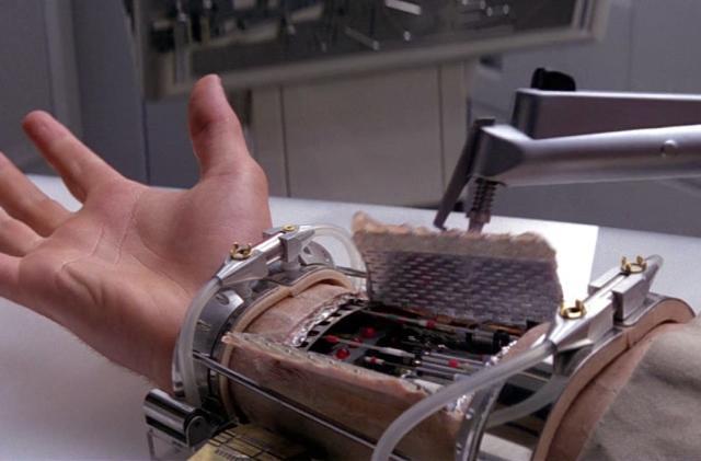 We're not getting Luke Skywalker's prosthetics any time soon