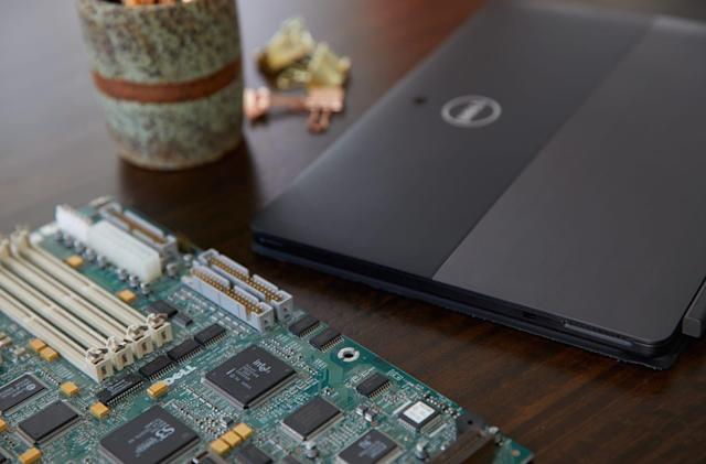 Dell and Nikki Reed harvest gold from old laptops for jewelry