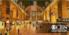 CBS brings 3D advertising to Grand Central Station, glasses makers drink to that
