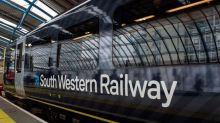 South Western Railway strike: Commuters face rush-hour misery as 16-seat minibus turns up as rail replacement bus service