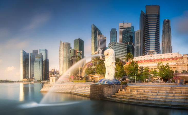 Image result for Singapore government-backed accelerator raises another $16M for blockchain startups