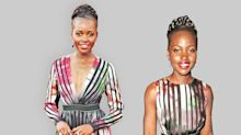 Lupita Nyong'o Trades One Elie Saab Dress for Another